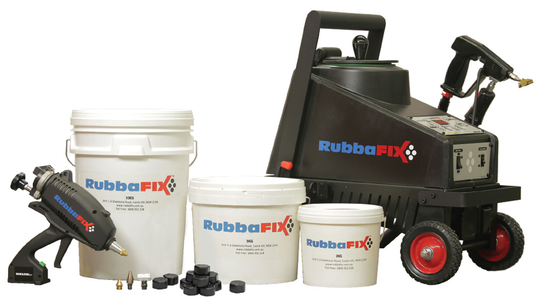 The RubbaFIX® Range